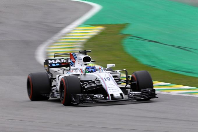 F1 | GP Brasile, la Williams conquista la Q3 con il solo Massa