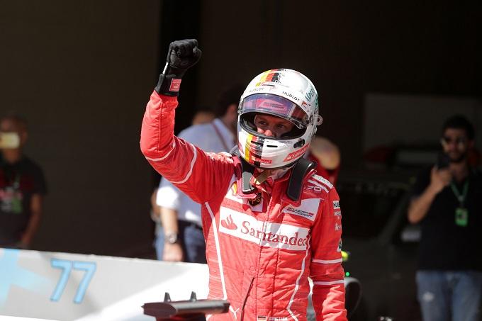 F1   Vettel blinda il secondo posto nel Mondiale con la vittoria di Interlagos