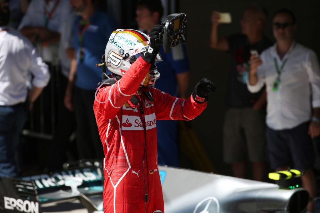 GP Brasile – Ferrari give me five: meglio tardi che mai! Ma la rimonta di Hamilton è un avvertimento