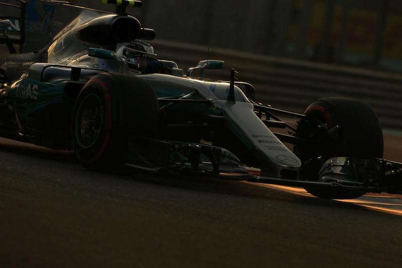 F1 GP Abu Dhabi: Bottas conquista l'ultima gara dell'anno davanti a Hamilton