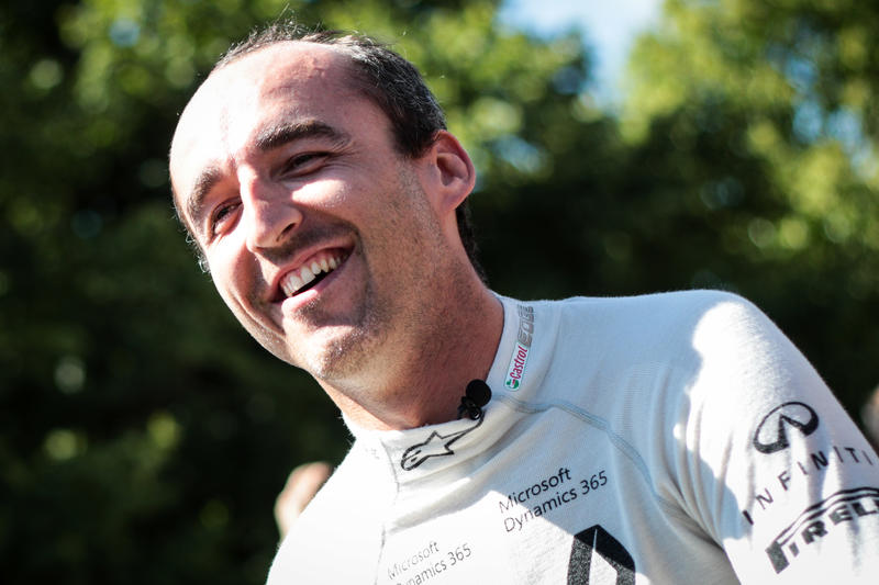F1 | Williams, test Pirelli ad Abu Dhabi: Robert Kubica chiude 7°