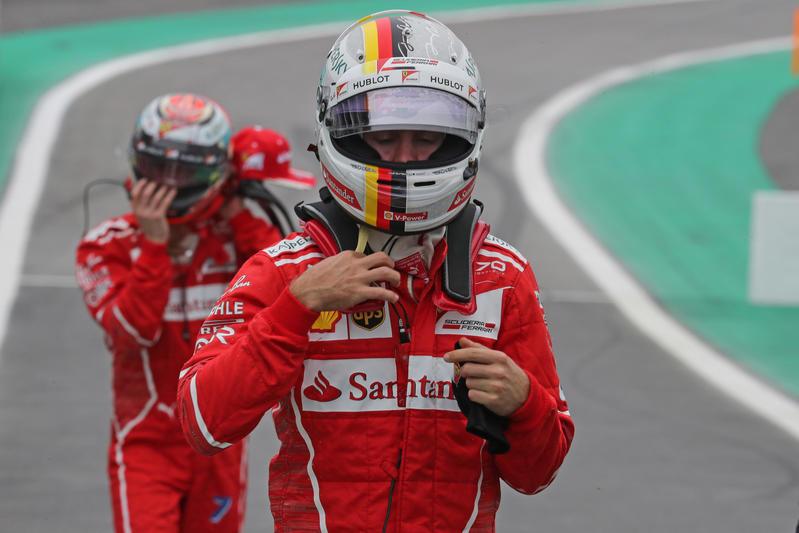 """F1   Raikkonen: """"Un buon risultato finale"""""""