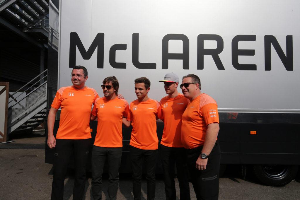 """F1   McLaren verso il 2018: """"I problemi Renault non ci preoccupano, sappiamo chi battere"""""""