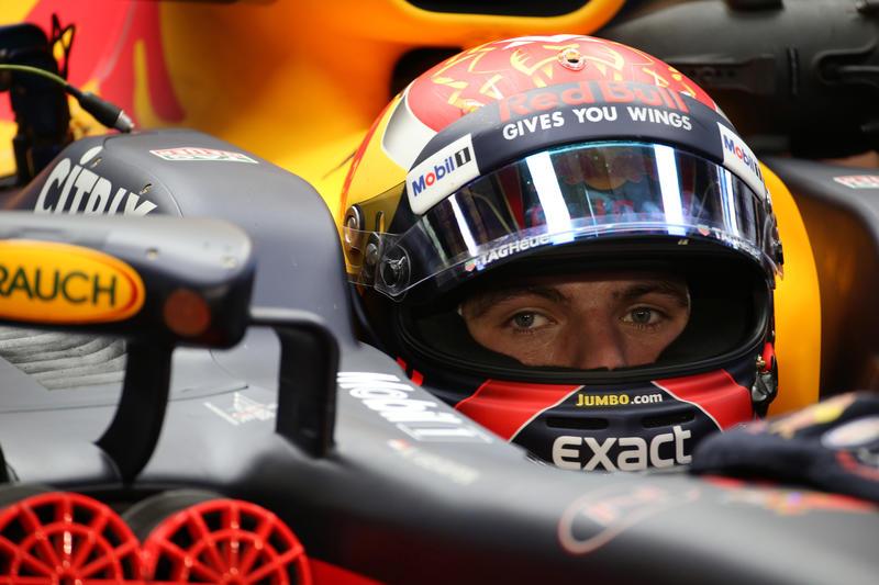 """F1   Verstappen: """"Gara difficile per noi in queste condizioni"""""""