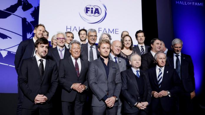 F1, nasce la Hall of Fame della FIA