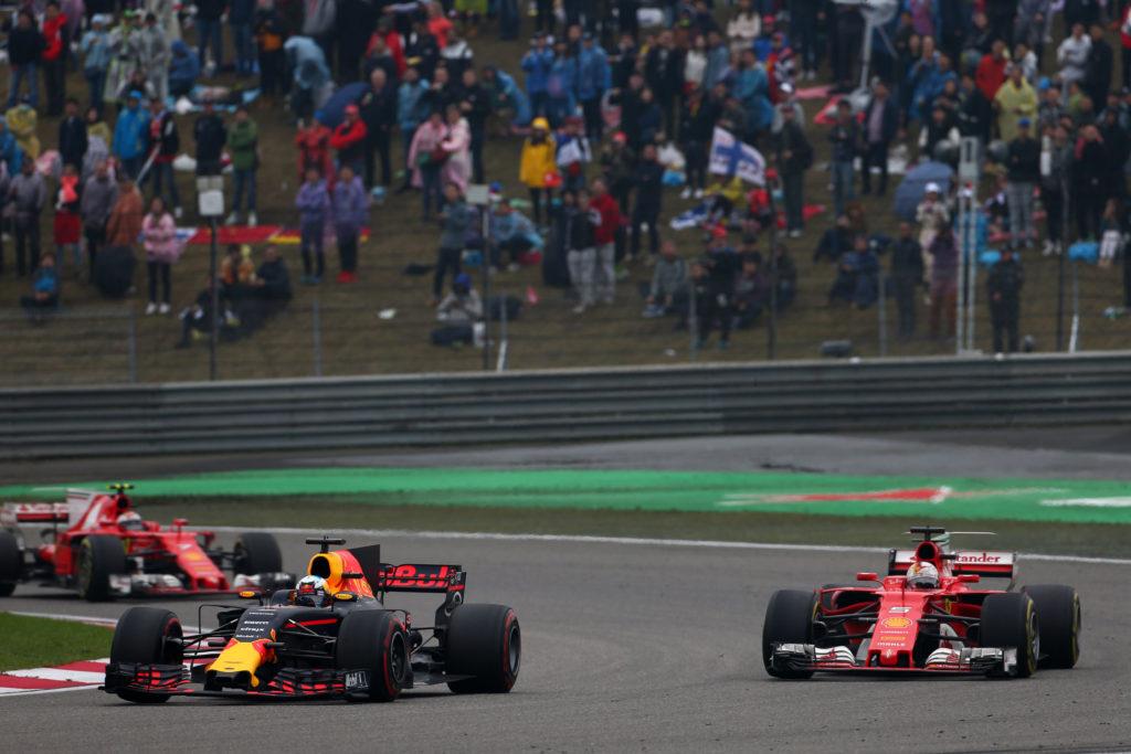 F1   Sul sito Formula1.com le 10 nomination per eleggere il sorpasso più bello del 2017