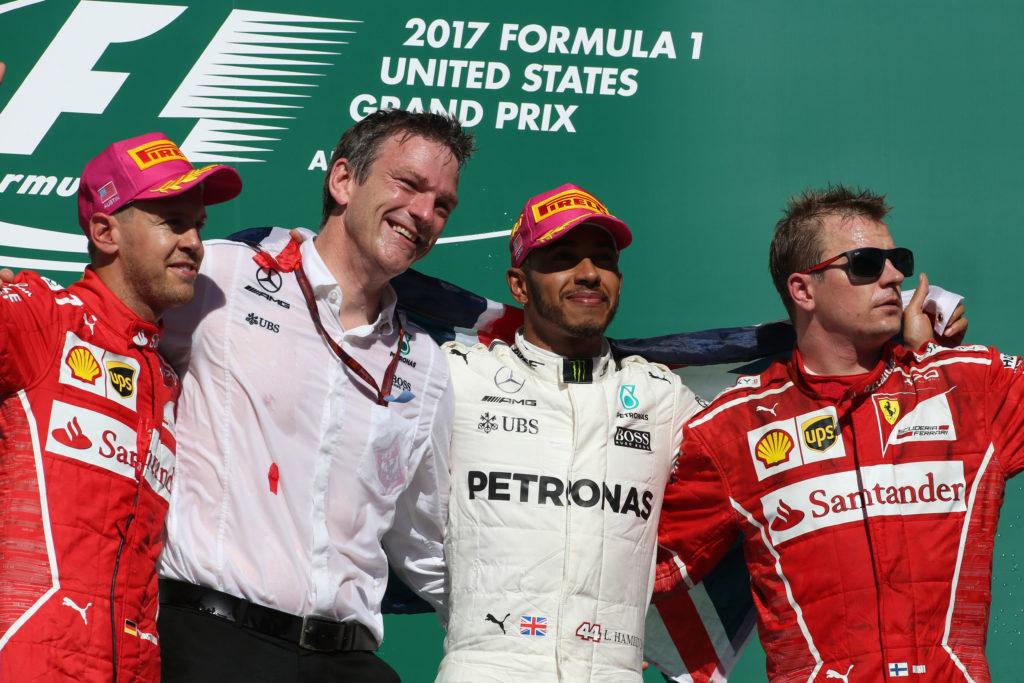 Che Tempo che fa 17 dicembre: Lewis Hamilton in esclusiva