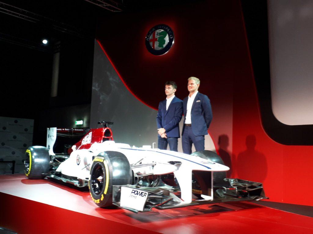 Formula 1 | Ericsson e Leclerc piloti ufficiali del team Alfa Romeo Sauber