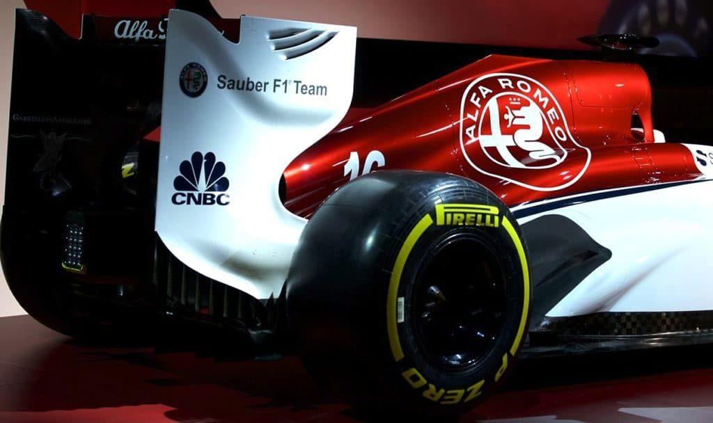 F1 | Alfa Romeo Sauber presenta il suo nuovo logo