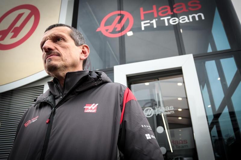 """F1   Haas, Steiner risponde agli scettici: """"Non siamo stati così imbarazzanti, no?"""""""