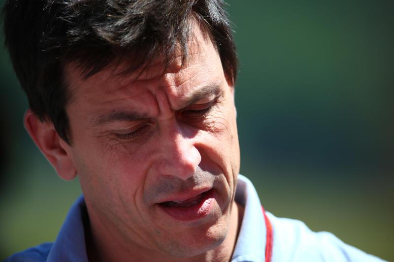 "F1   Wolff: ""Fossi in Liberty Media non continuerei a provocare Marchionne"""