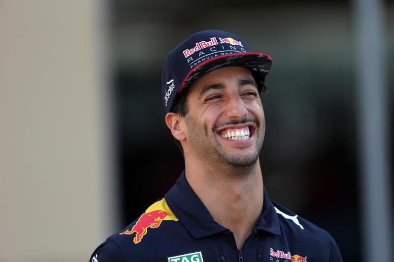 F1 | Ricciardo determinato a migliorare nel 2018