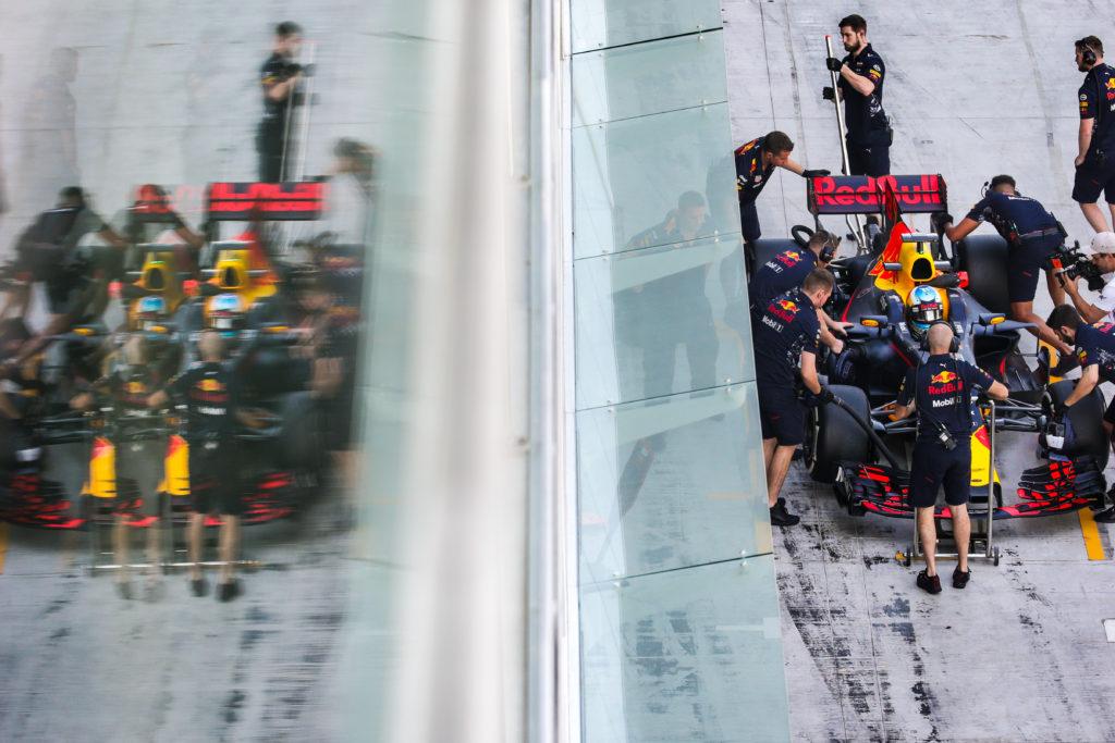 F1 | La Red Bull cambia look: arriva Aston Martin