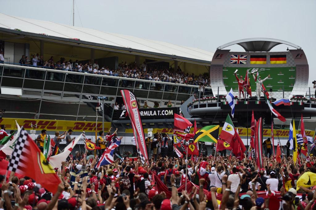 F1 | Statistiche, i GP d'Italia e Gran Bretagna sempre presenti nella storia del Circus