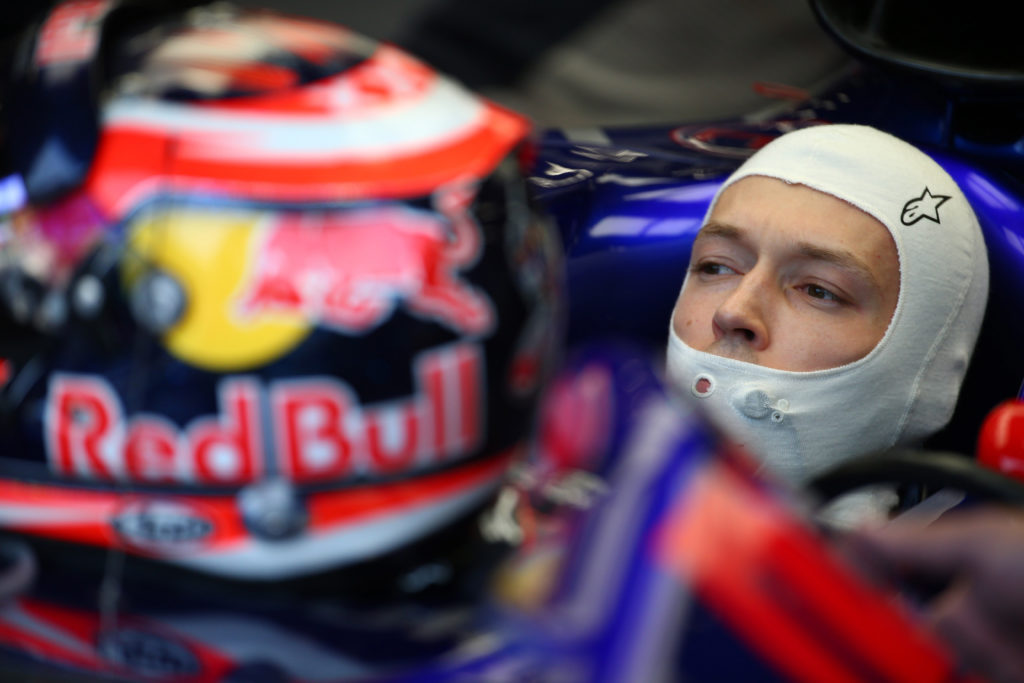 F1 | Ferrari, i numeri di Daniil Kvyat nel Circus