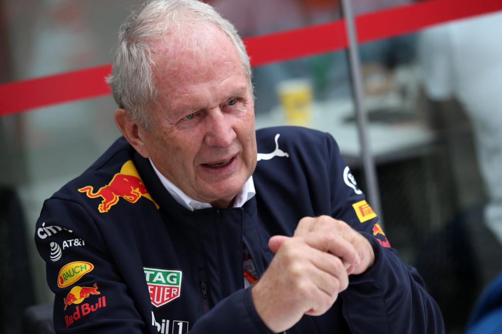 """F1   Red Bull, Marko: """"Gli ultimi chiarimenti tecnici della FIA non penalizzeranno la competitività della RB18"""""""