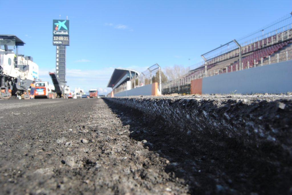 Formula 1 | Barcellona si rifà il look: nuovo asfalto in previsione dei test pre-stagionali