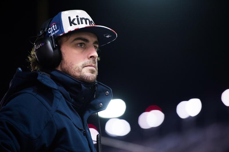 Fernando Alonso correrà la 24 Ore di Le Mans 2018, è ufficiale
