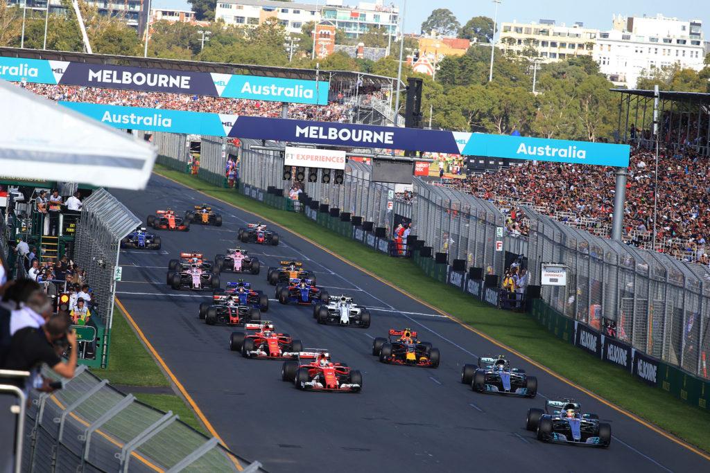 F1   Conto alla rovescia per l'inizio della stagione: Australia a Marzo