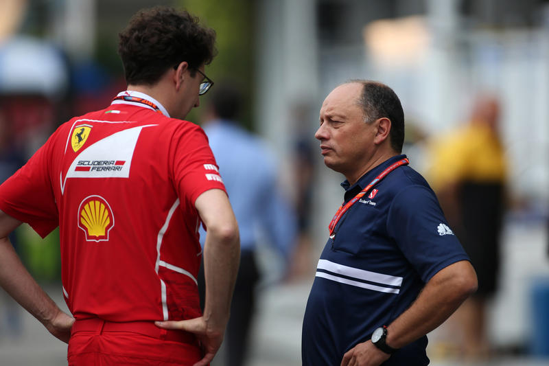 "F1   Alfa Romeo Sauber, Vasseur: ""Motore Ferrari 2018 un grande passo avanti per noi"""