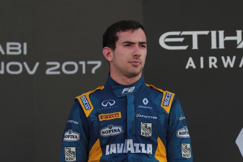 Formula1 Latifi alla Force India: sarà il terzo pilota