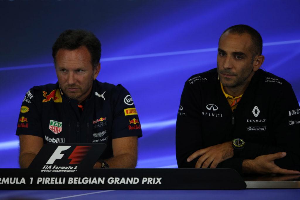 """F1   Renault per il 2018: """"Saremo più duri sui controlli"""""""