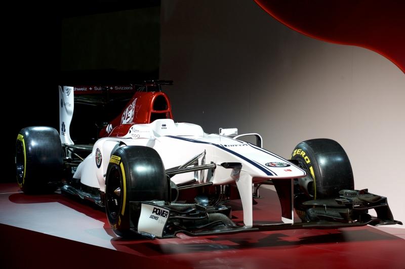 Formula 1   Alfa Romeo Sauber, superate tutte le verifiche di crash test