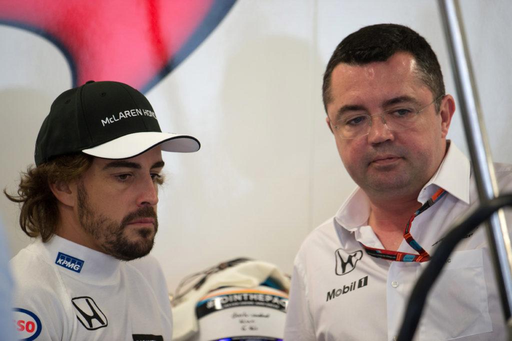 """F1   McLaren, le paure di Boullier emerse nel documentario su Amazon: """"Ho la sensazione che Alonso vada via"""""""