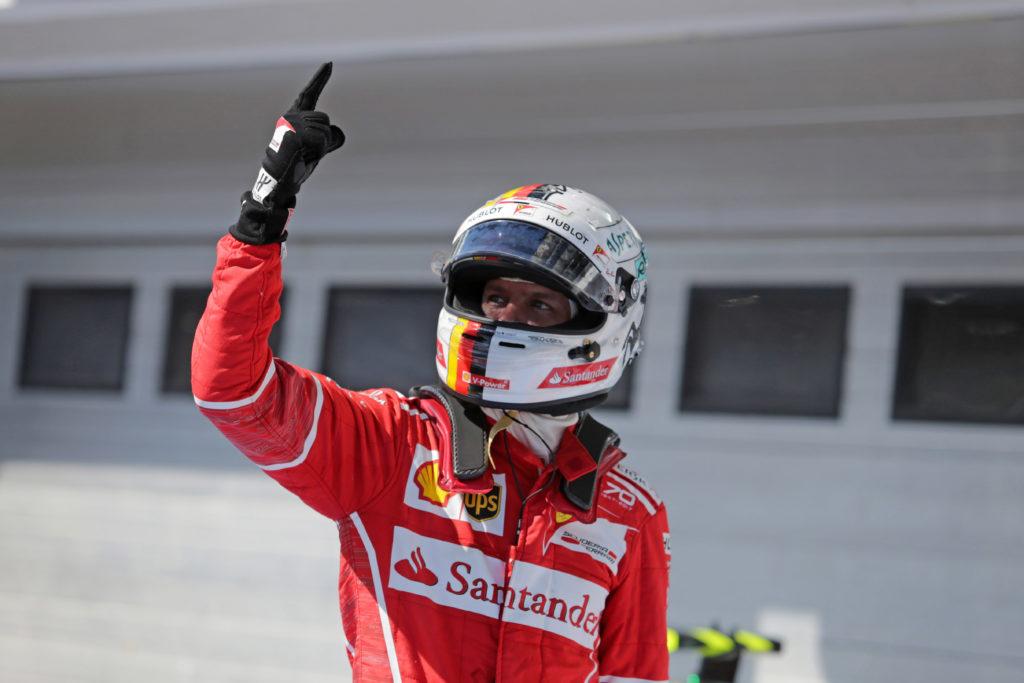 F1 | Ferrari, Vettel: 2017, la stagione del rilancio