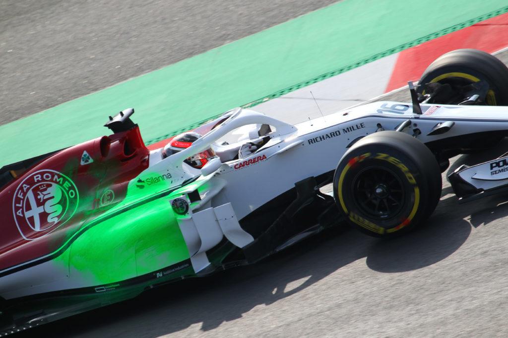 """Test F1 2018   Alfa Romeo Sauber, Leclerc: """"Non vedo l'ora di tornare in pista"""""""