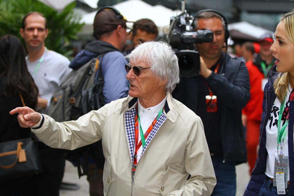 F1   Ecclestone, un premio per il suo lavoro in Formula 1