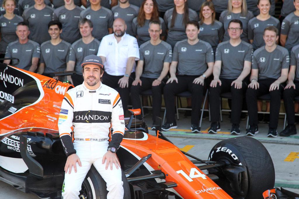 """F1   McLaren, Alonso: """"L'obiettivo principale resta la F1, nel 2018 saremo molto più competitivi"""""""