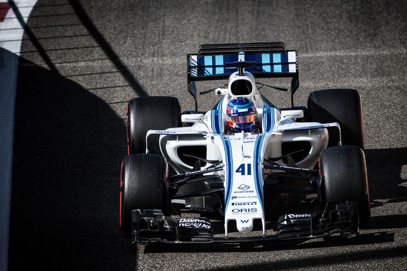 """F1   Acronis e la partnership con la Williams: """"Non c'è lo zampino di Sirotkin"""""""