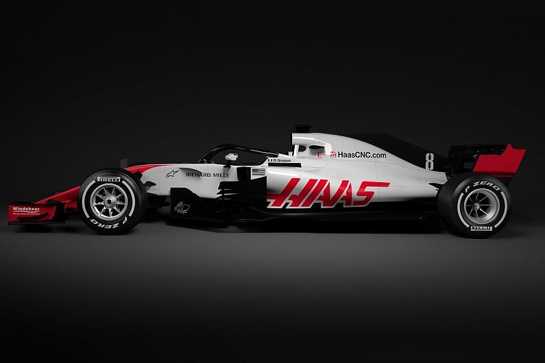 F1 | Presentata la nuova Haas VF-18 per la stagione 2018 [FOTO]