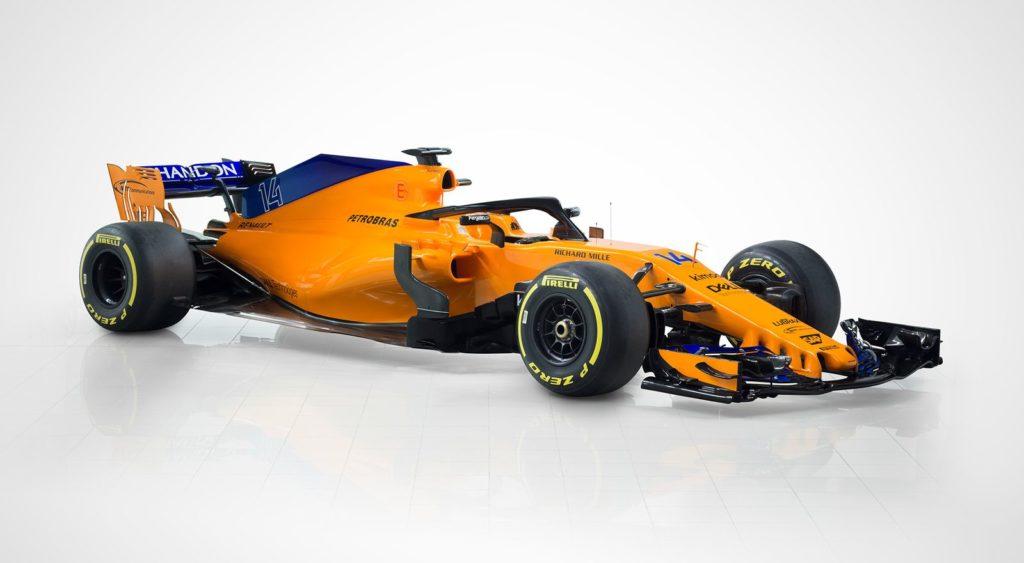 Formula 1 | Presentata a Woking la nuova McLaren MCL33
