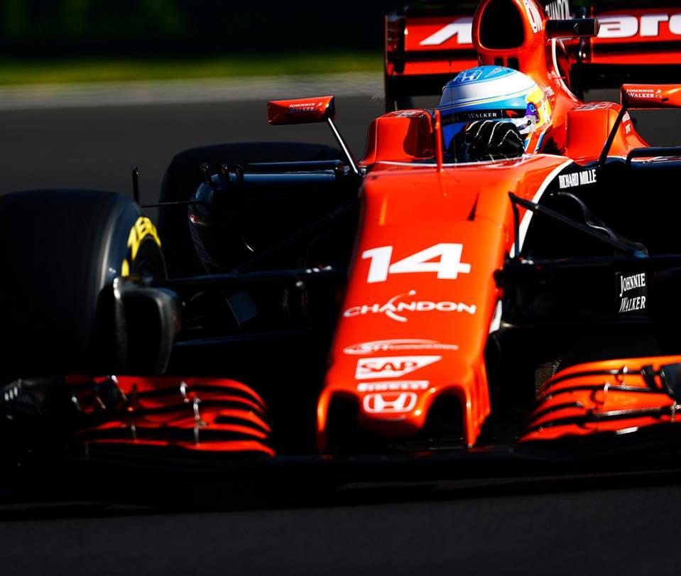 F1 |  McLaren sorprendido por el potencial de la unidad de potencia de Renault