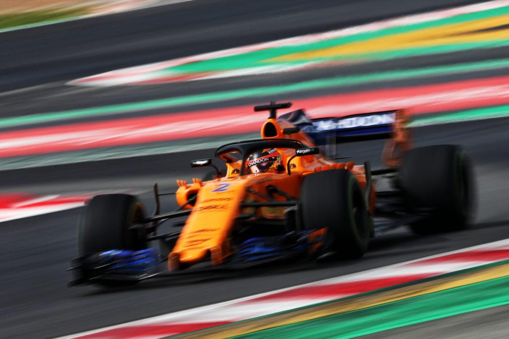 "Test F1 2018 | McLaren, Vandoorne: ""Abbiamo avuto diversi problemi"""
