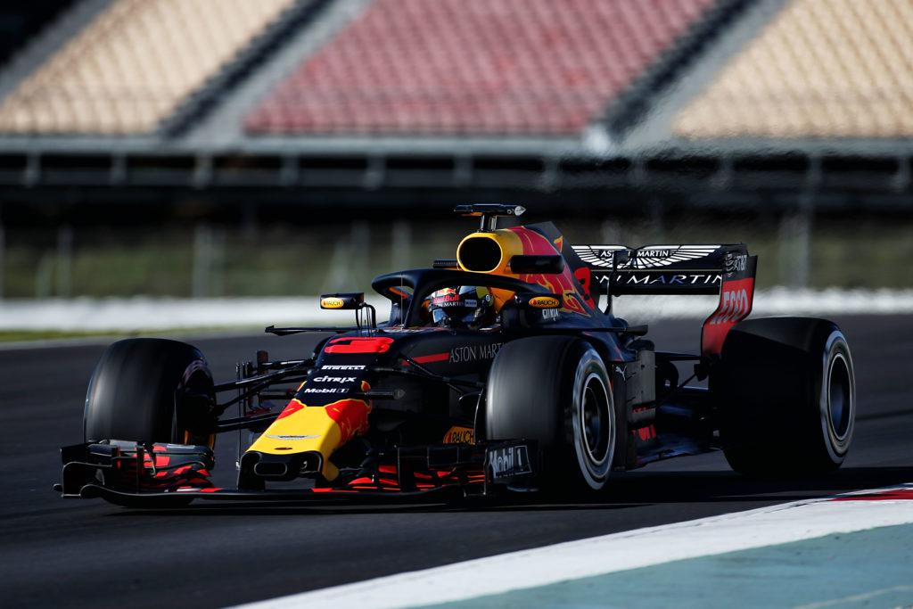 """Test F1 2018   Red Bull, Ricciardo: """"Giornata positiva, siamo andati ben oltre i nostri piani"""""""