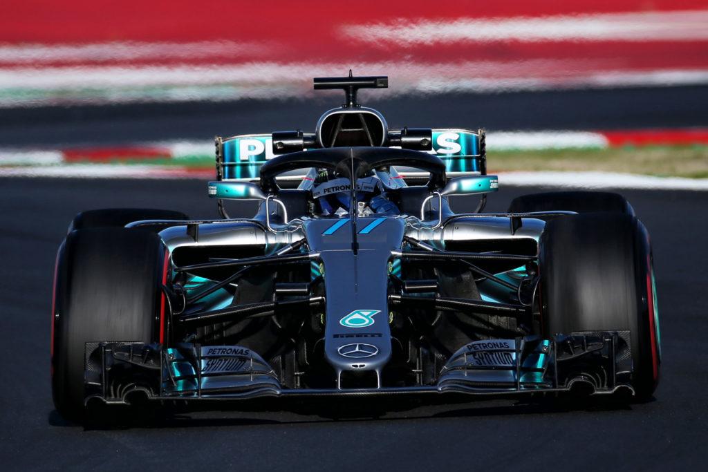 "Test F1 2018 | Mercedes, Bottas: ""La macchina è migliorata"""