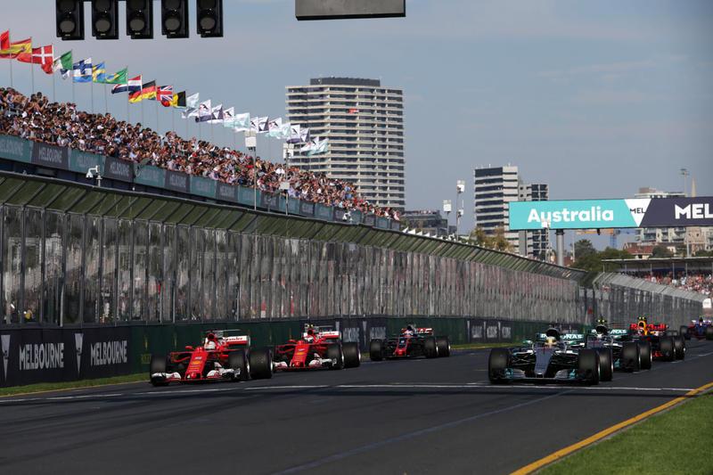 F1 | Gran Premio di Australia 2018: Anteprima e Orari del Weekend
