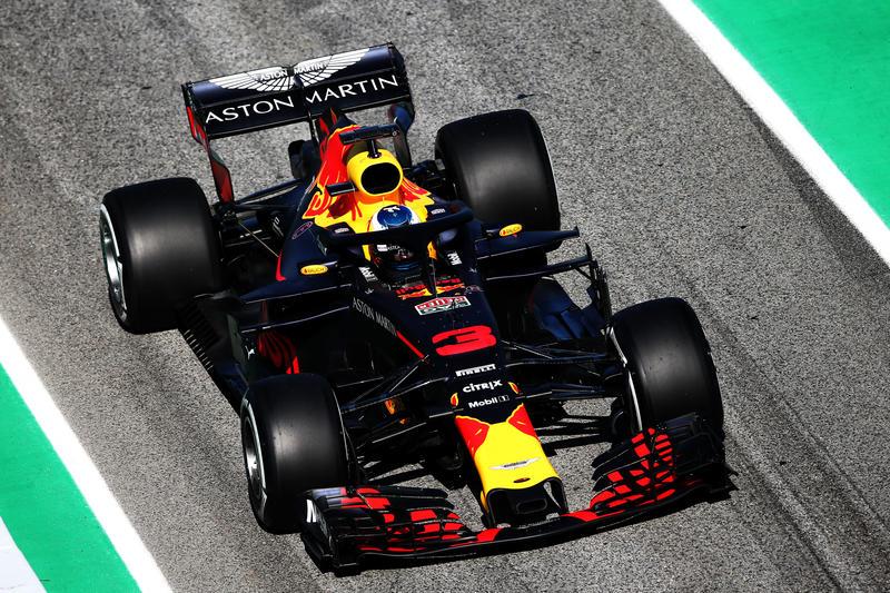 Test F1 Barcellona 2018, Sessione 2 – Giorno 2: Ricciardo precede le Mercedes
