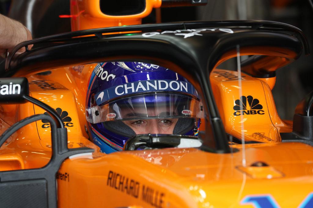 Formula 1, Alonso: