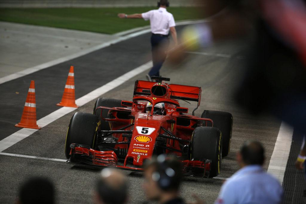 F1, Gp Cina: la presentazione