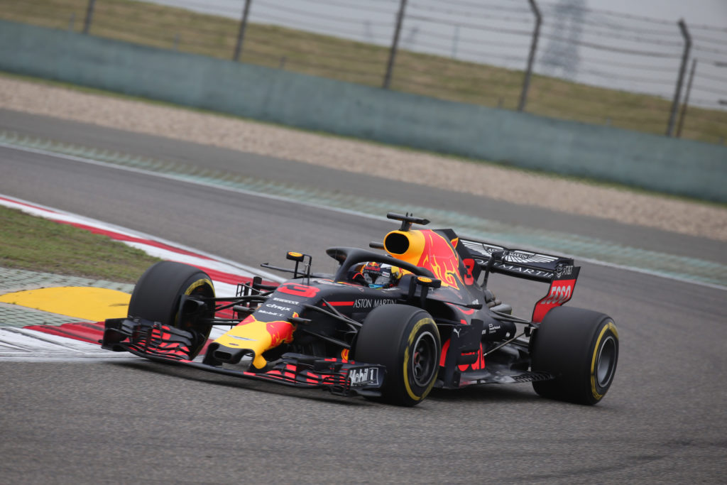 "F1 | GP Cina, Daniel Ricciardo premiato col ""Driver of the Day"""