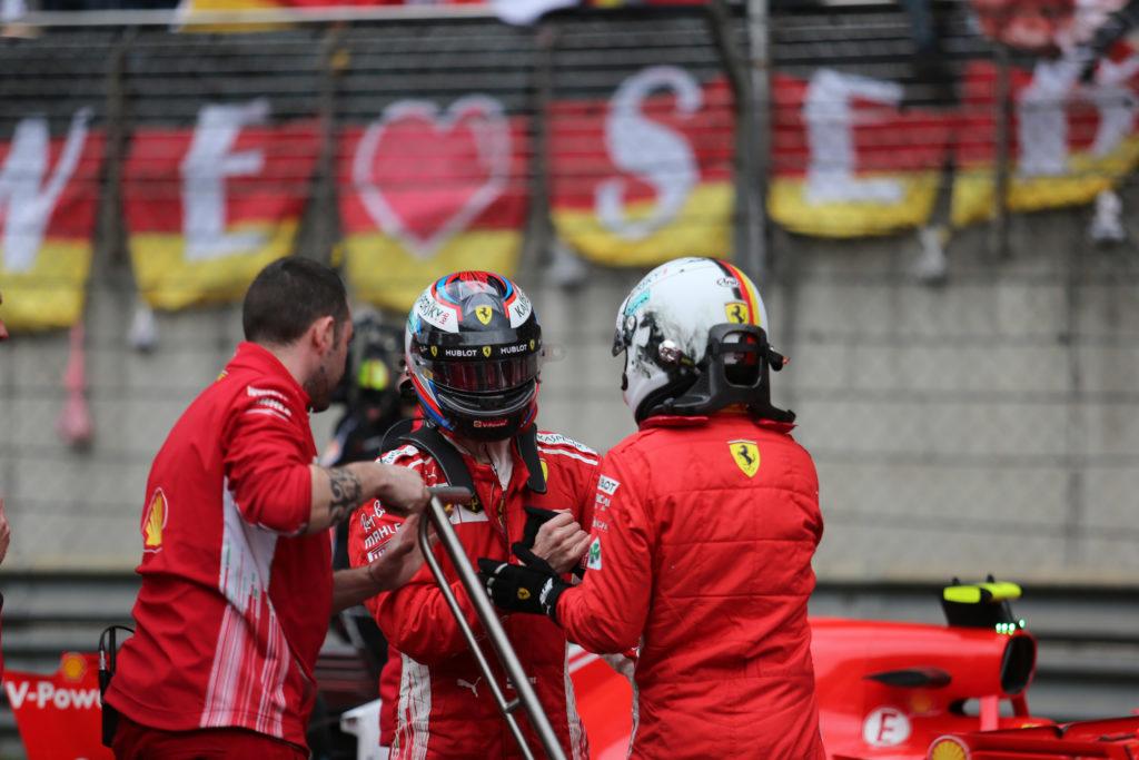 """F1   GP Cina: sabato da sogno per la Ferrari da """"bissare"""" in gara"""