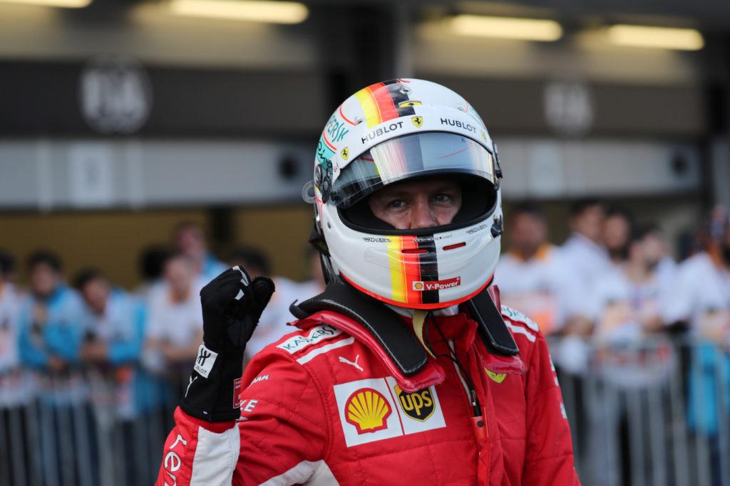 """F1   GP Azerbaijan, qualifiche: Vettel cala il """"tris"""" e senza quell'errore di Raikkonen…"""