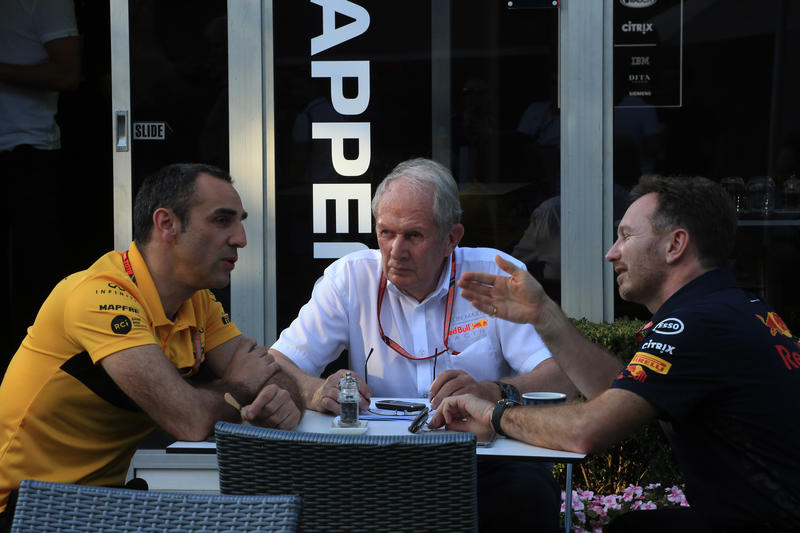 """F1   Abiteboul: """"Il successo di Ricciardo dimostra che il motore Renault può vincere le gare"""""""