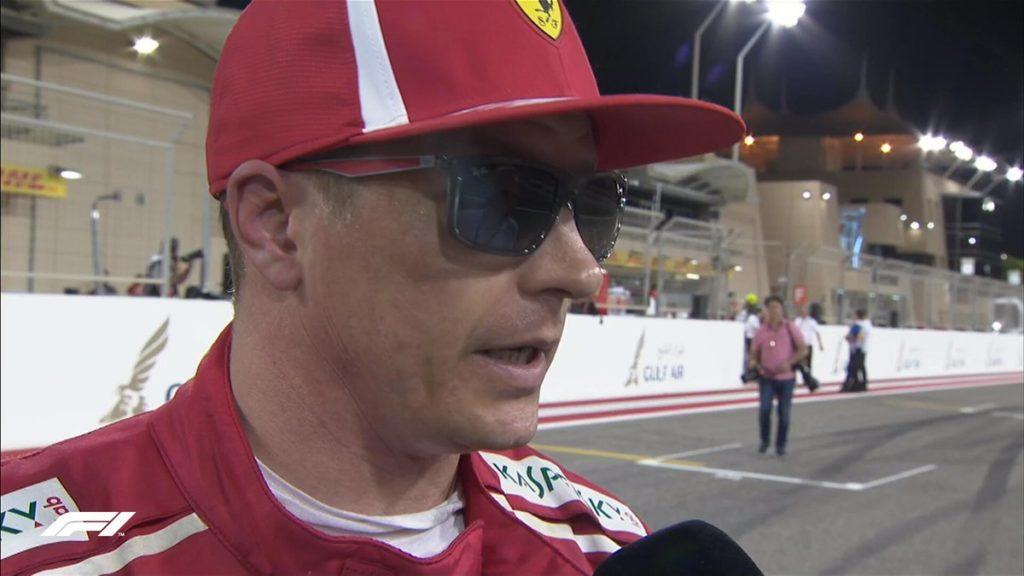 """F1   Raikkonen, 2°: """"Sono deluso, potevo fare meglio"""""""