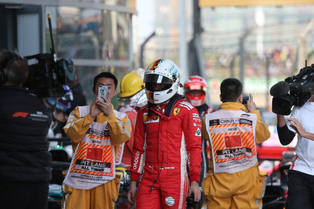 """Formula 1   Rosberg torna sull'ultimo GP di Cina: """"Occasione persa per Vettel e la Ferrari"""""""