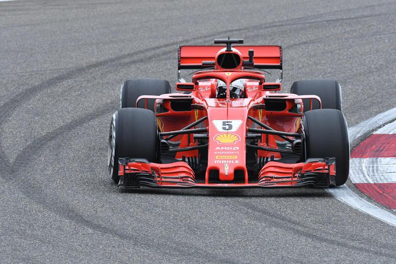 F1 GP Cina, Prove Libere 3: Ferrari davanti a tutti con Vettel e Raikkonen